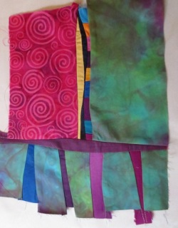 Second quilt  with pink_1103